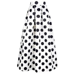 (PDS) Polka Dots Skirt, One size
